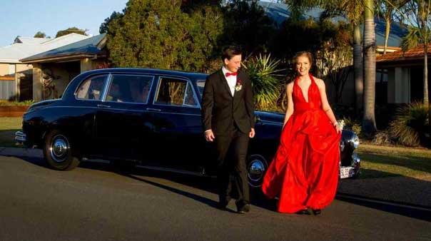Formal car hire Brisbane