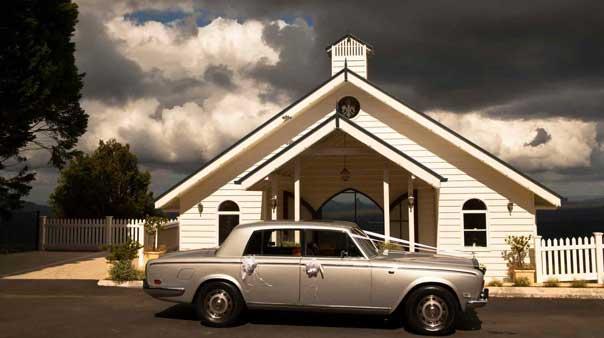 Wedding car hire Maleny