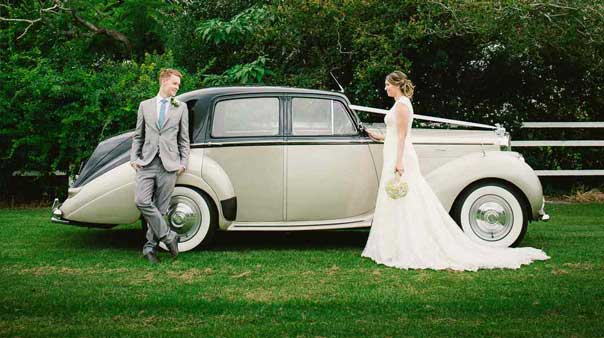 Vintage Car hire Brisbane