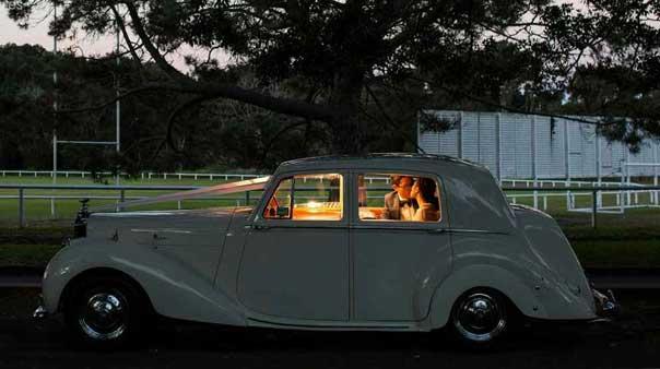 Brisbane Wedding Car Hire