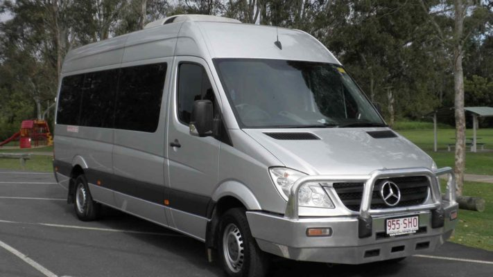 Mercedes Sprinter executive mini coach
