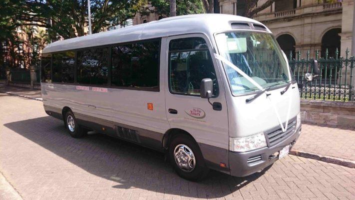 Mini Bus Charter Brisbane - Tic Tac Tours