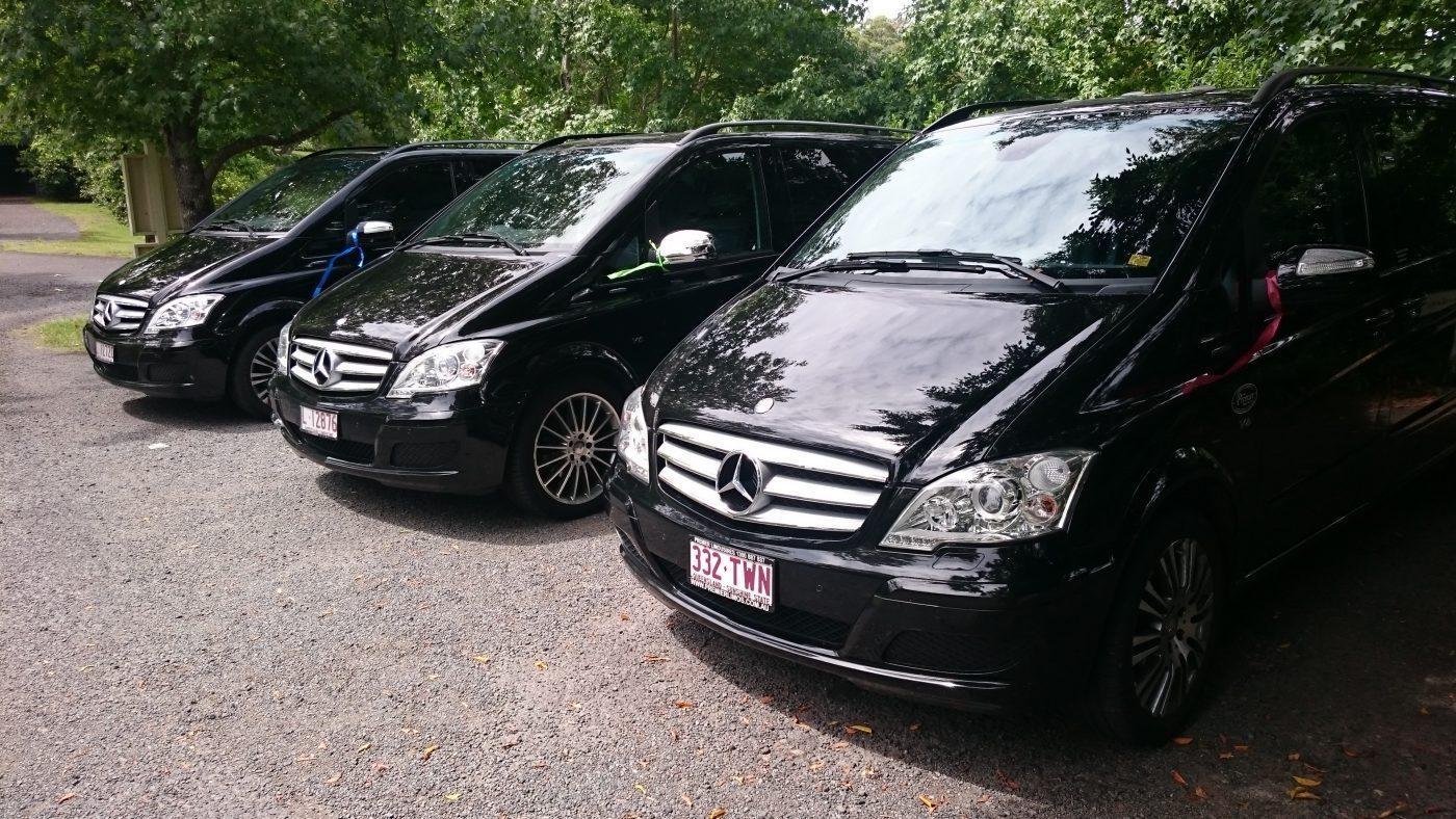 Mercedes V Class Vans