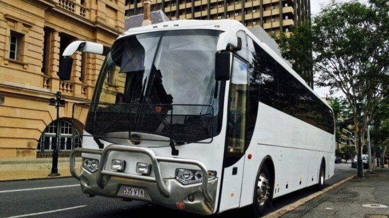 Brisbane bus charter