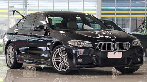 BMW Corporate cars