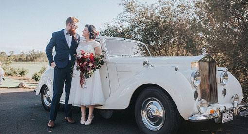 Wedding Transport Brisbane