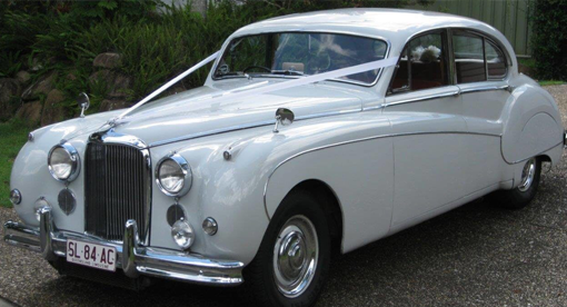 Jaguar Wedding Cars Brisbane