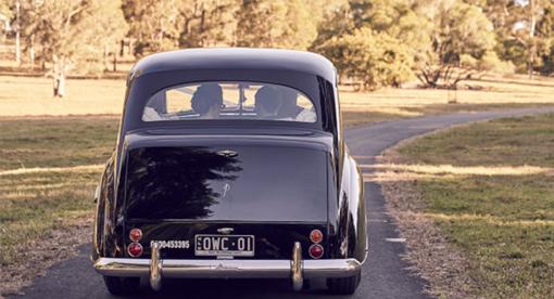 Classic Wedding cars Mt Tamborine