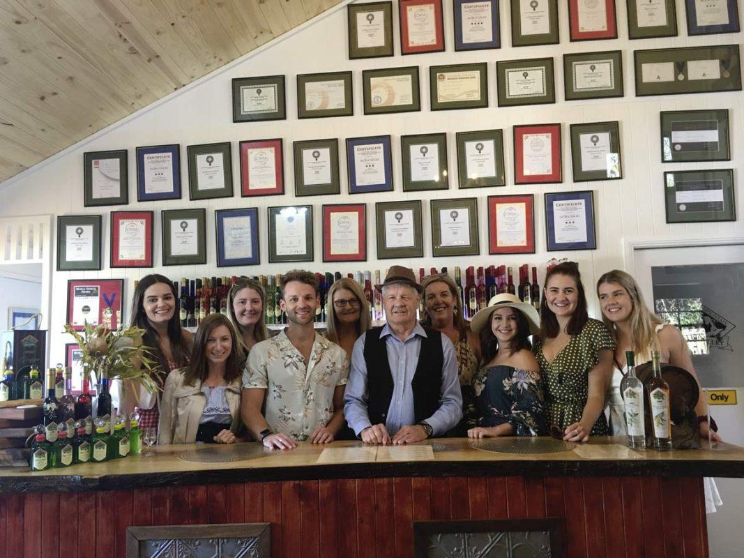 Full Day Deluxe - Mt Tamborine Wine Tour - Tic Tac Tours - Tamborine Distillery